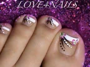 Cute toe nail designs art expert