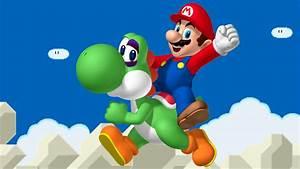 Mario was totally punching Yoshi in Super Mario World – EGMNOW