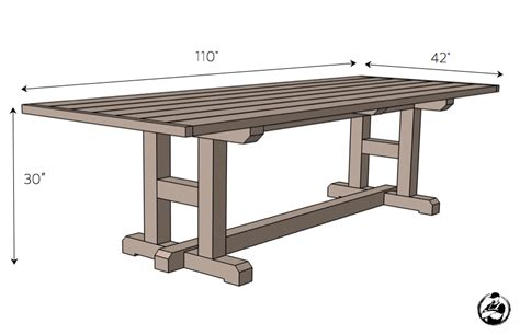 leg dining table rogue engineer