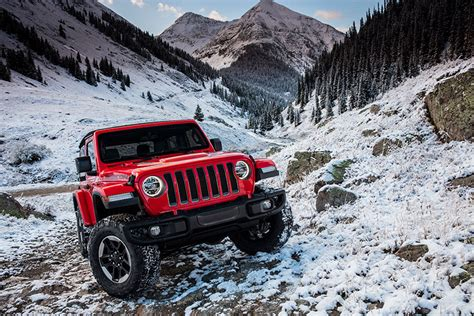 2018 Jeep Wrangler Sports New Design