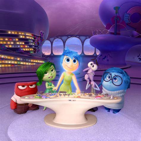 Disney Pixar Inside Out Movie