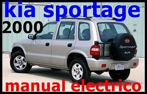 Manual Taller Diagramas Electricos Kia Sportage 2000