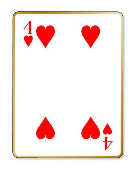 playing cards poker border royal flush stock photo
