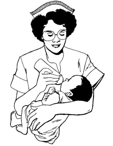Kleurplaat Een Baby Geboren by Kleuren Nu Geboren Baby Kleurplaten