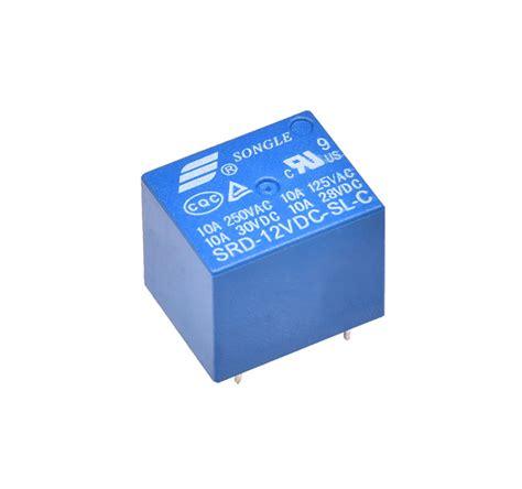 Spdt Amp Pin Relay Electrobist