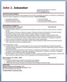 financial analyst resume keywords chartered financial analyst resume sle