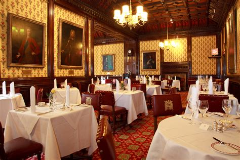 peers dining room   house  lords book
