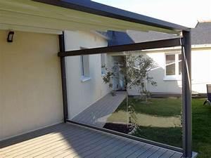 pergola corradi le modele iridium a toile retractable With rideau pour terrasse exterieur 17 grilles de protection