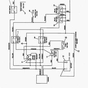 wiring diagram  murray riding lawn mower solenoid