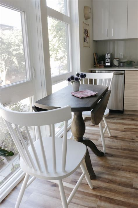 small apartment kitchen table small space solutions seattle apartment dining area the