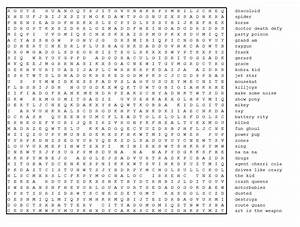 Word Search T.Trimpe 2002 Answers Astronomy (page 3 ...