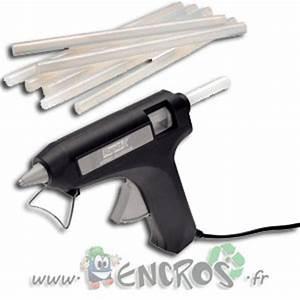 Pistolet à Colle électrique : accessoires pistolet a colle electrique ~ Dailycaller-alerts.com Idées de Décoration