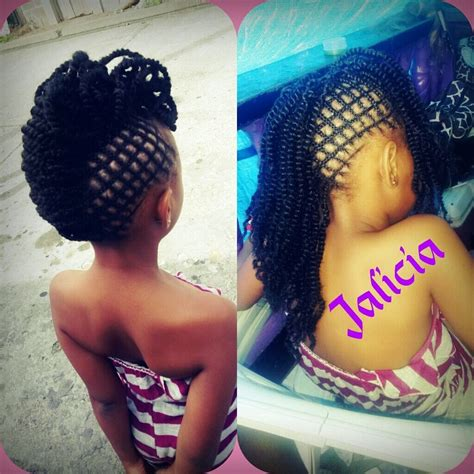 jalicia black kids braids hairstyles natural hair