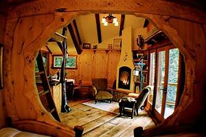 Creating A Unique Home: Treehouse Interiors