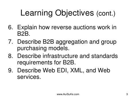 Ec2009 Ch06 Company Centric B2b And Eprocurement Public B2b Exchang…