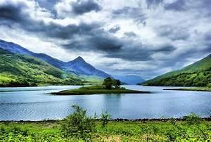"""""""Loch Leven, Scotland"""" by Spiritmaiden Redbubble"""