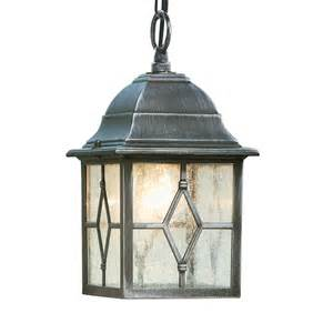 searchlight 1641 genoa outdoor hanging porch lantern from lights 4 living