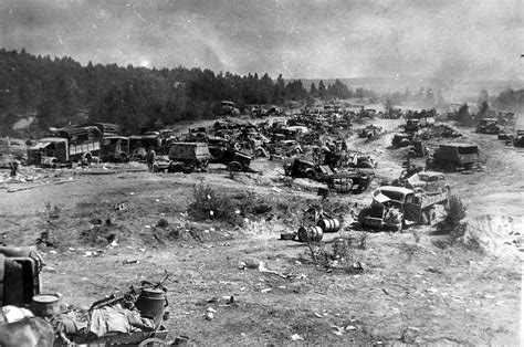 13 july 1944 starving wehrmacht flees across the steppe