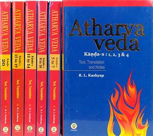 Atharva Veda (Sanskrit Text, English Translation and ...