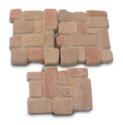 piastre per giardino selciato pietre borgo piastre in pietra ricostruita