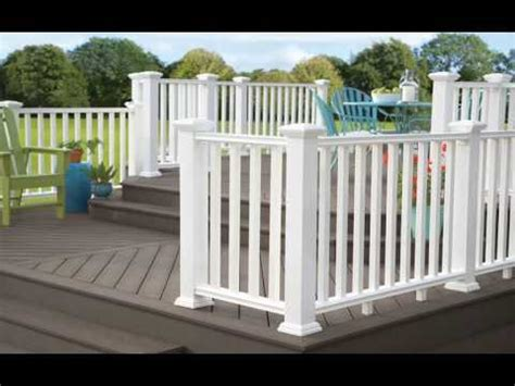 lowes banisters and railings lowes railing