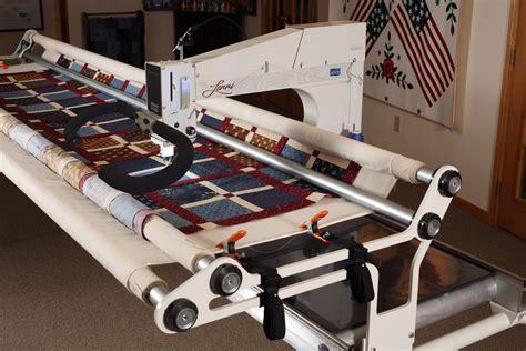 longarm quilting machine apqs longarm quilting machines