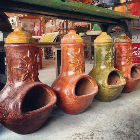 Chiminea Lids - small chimineas includes metal or clay lids and metal
