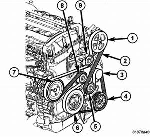 08 Dodge Caliber 2 0 Engine Diagram