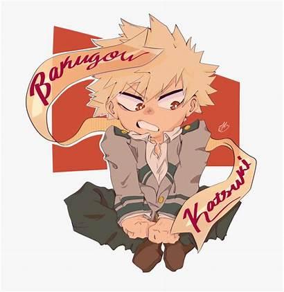 Bakugou Bakugo Katsuki Fanart Transparent Mha Hero