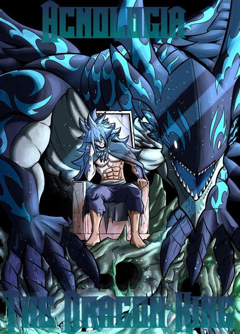 acnologia  dragon king chapter  part  manga fairy