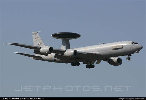 203 | Boeing E-3F Sentry | France - Air Force | José ...