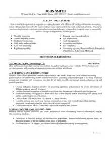 resume for billing manager click here to this accounting manager resume
