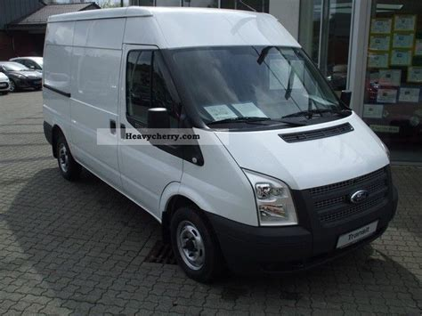 Ford Ft 300 M Tdci Cars Based Va 2012 Box-type Delivery