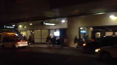 los angeles international airport  night youtube
