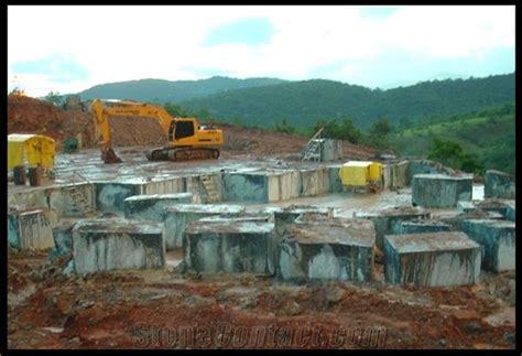 Rinoldi Blue Soapstone Quarry