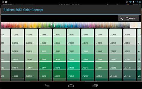 color concept sikkens color concepts para android apk baixar