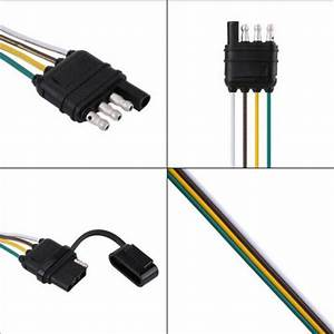 Trailer Light Wiring Harness Extension 4