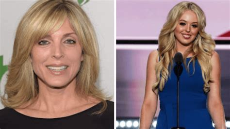 Marla Maples and Tiffany Trump just got busted trying to ...