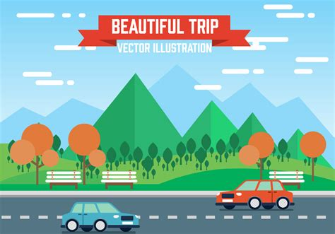 green silhouette eco city flat vector stock vector image landscape vector illustration free vector Beautiful
