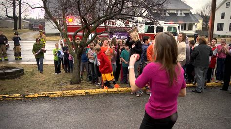 Fire Drill Engagement Youtube