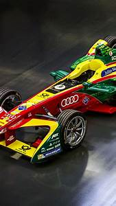 Wallpaper ABT Schaeffler FE02, formula E, racing, speed