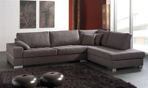 home center canapé canapé d 39 angle méridienne en tissu calypso home center