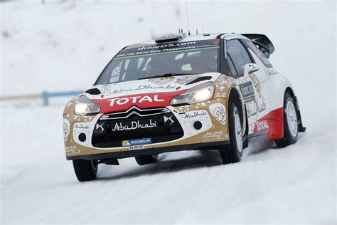 Citroen To Skip Wrc Next Year And Quit Wttc After 2018
