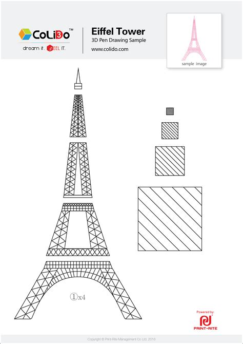 3doodler Templates by Stencils For 3d Pen 3d Printing Is Easier Than
