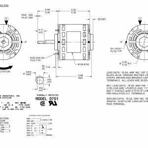 Fasco B45227 Blower Wiring Diagram