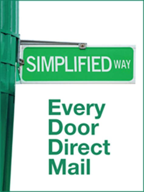 every door direct every door direct mailing with accept print accept print