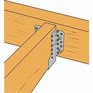 Equerre De Fixation Charpente : fixation charpente bois ~ Melissatoandfro.com Idées de Décoration
