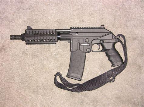 Kel-tec Plr-16 Ar-15-ish Pistol