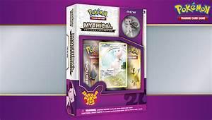 Pokémon TCG: Mythical Pokémon Collection—Mew | Pokemon.com