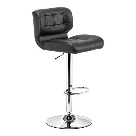 comfortable bar stools comfortable bar stool z216 in black bar stools